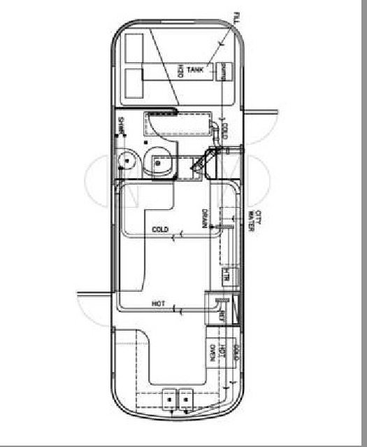 Floor Plans The Trailer Trash Project