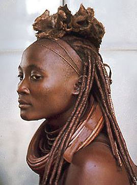 women hairstyles tribal African